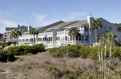 Beach Club Villas, Wild Dunes in Isle of Palms, SC