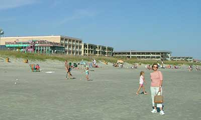 Retiring on the Isle of Palms, SC