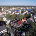 I'On aerial photo in Mount Pleasant