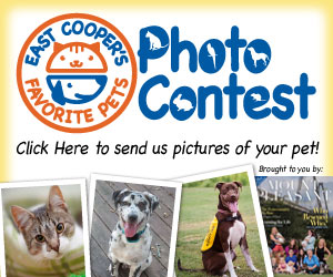 East Cooper Pet Photo Contest